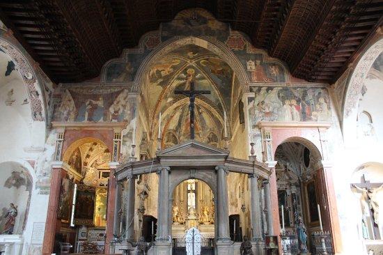 Chiesa superiore (Chiesa di San Fermo)