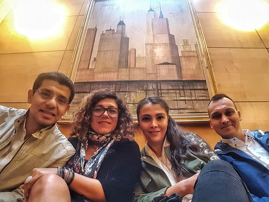 Le Patio Bastille: Otel lobi