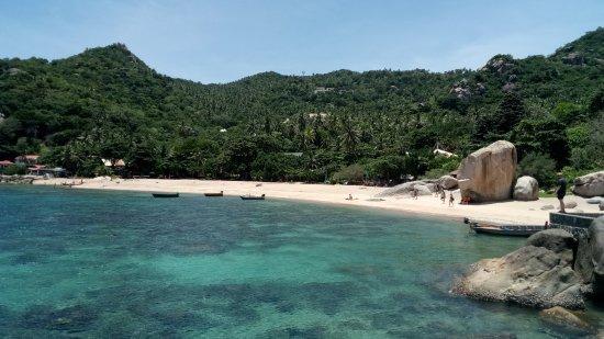 Montalay Beach Resort: Strand