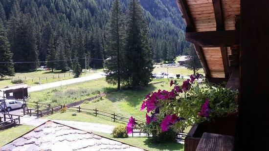 Hotel California: ChampoLuc - vista dalla camera