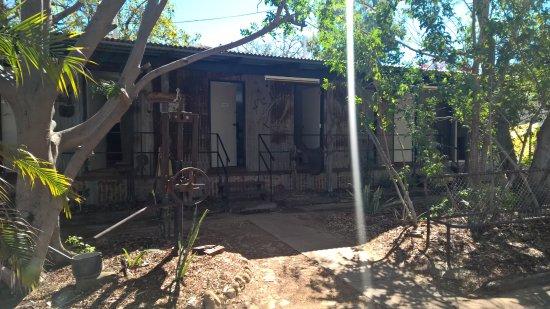 Blackall, Australia: Great single bathrooms