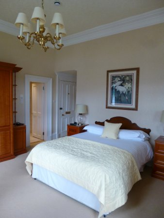 Myrtle Bank Guest House: Very comfortable bed