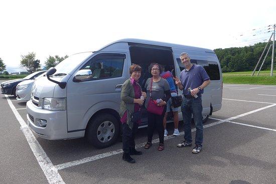 Sapporo, Japón: 6 day travel with Ido and the Hokkaido Nature Tours Van
