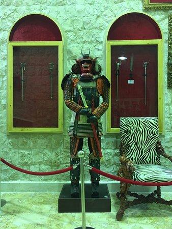 Sheikh Faisal Bin Qassim Al Thani Museum Doha Qatar