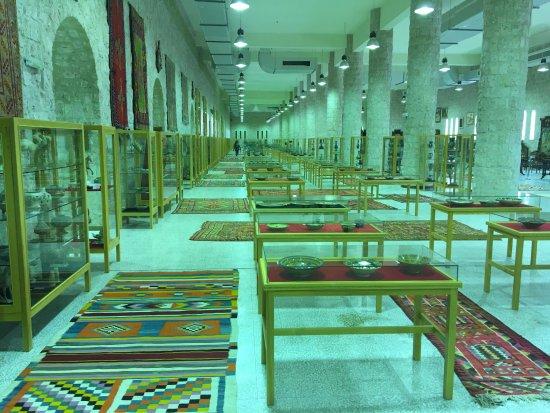 Sheikh Faisal Bin Qassim Al Thani Museum: Exhibits Section