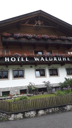 San Martino in Casies, Italien: Hotel  waldruhe