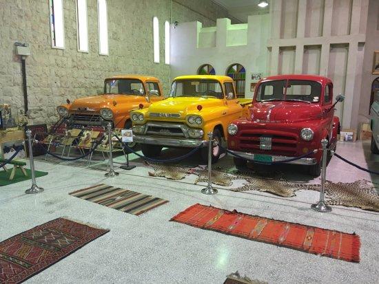 Sheikh Faisal Bin Qassim Al Thani Museum: Vintage Car Collection