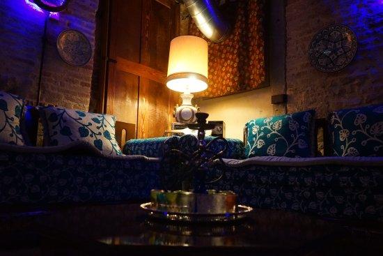 Due Carrare, İtalya: Cafè Zhivago