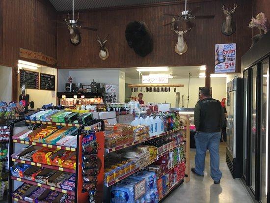 Camp Wood, Teksas: A look inside
