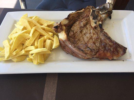 Asador - Restaurante A Illa: Increíble el marisco!!!!!! Os recomiendo que os acerquéis x este restaurante, como podéis ver la