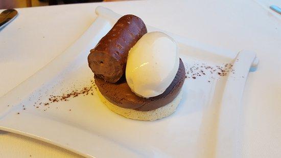 Hotel La Belle Etoile: Spécial chocolat !!! Sublime