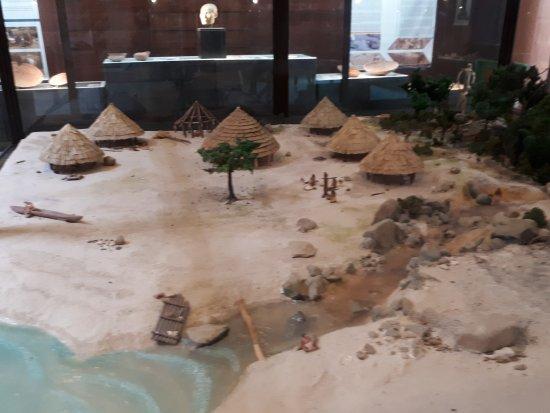 Le Moule, جوادلوب: Reconstitution d'un village amérindian