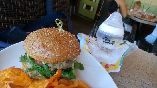 La Brea Bakery Cafe: Hamburgher