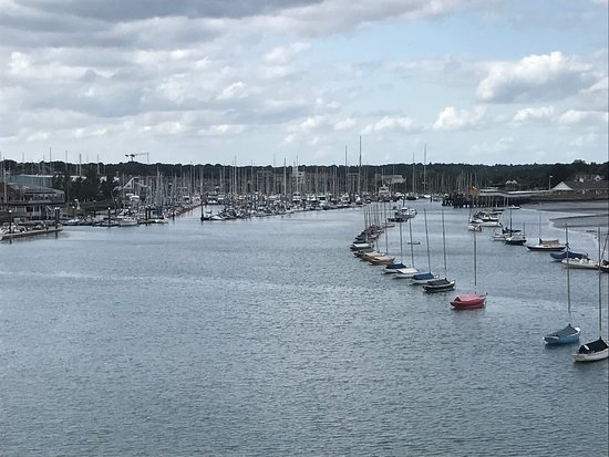 Lymington, UK: Wightlink Isle of Wight Ferries