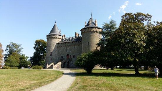 Chateau de Combourg: 20170822_163435_large.jpg