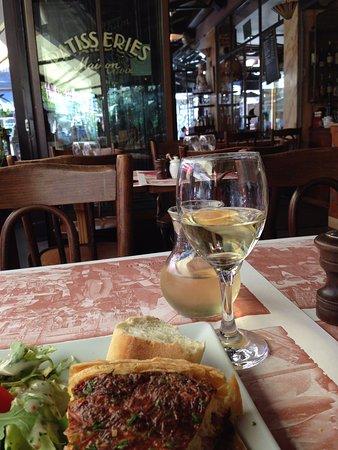 Saint-Ouen, France : 美味しうございました。