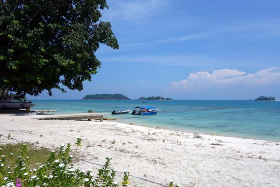 Shaz Resort Pulau Tinggi Malaysia Omd 246 Men Och