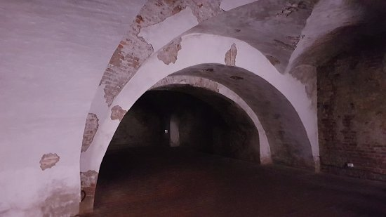 Gdansk, Poland: tunel
