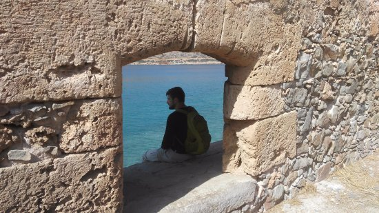 Boat Day Trips Spinalonga: Замечательно место для отдыха)
