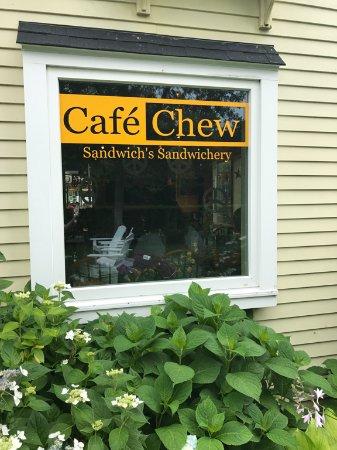 Cafe Chew Sandwich Ma