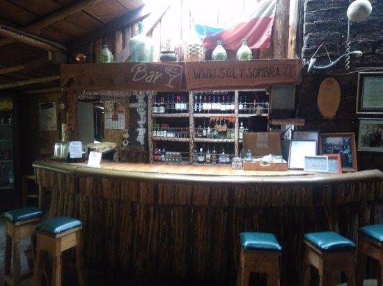 Panimavida, Chili: Bar