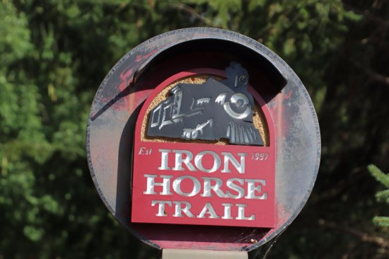 Waterloo, Canadá: The Iron Horse Trail
