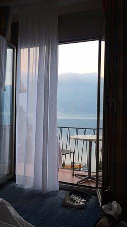 Hotel Arancio: Desde la cama.