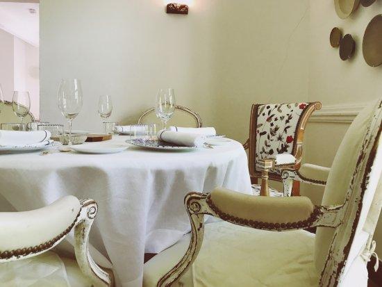 La Bastide de Moustiers: Restaurant