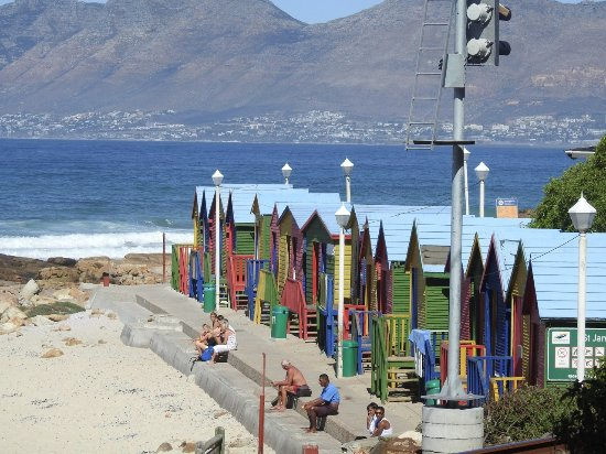 Muizenberg, Afrique du Sud : A symbol of the new South Africa