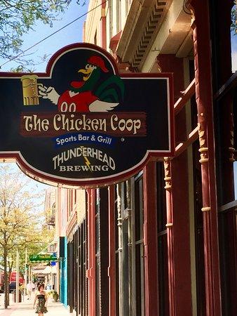 Chicken Coop Restaurant Reviews