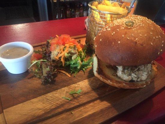 Ballydehob, Ιρλανδία: Vincent Coughlan Restaurant