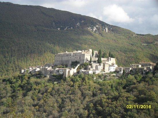 Fortezza di Rocca Sinibalda