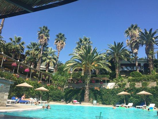 5 Star Luxury Hotel Spa In Halkidiki Eagles Palace