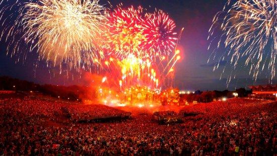 Boom, Bélgica: Tomorrowland 2015