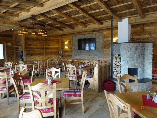 Brixen im Thale, Αυστρία: Restaurant
