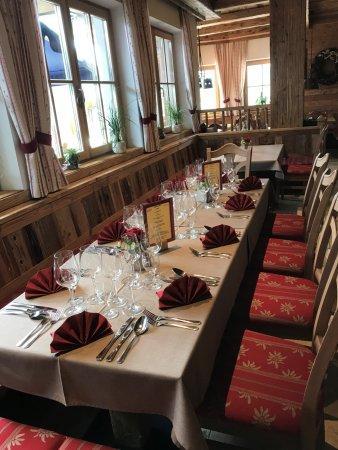 Brixen im Thale, Αυστρία: Geburtstagsfeier