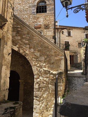 Campo Di Giove, Italia: Casa Quaranta