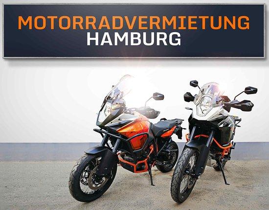 Motorradvermietung Hamburg