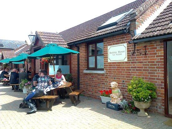 Bashley Manor Tea Rooms