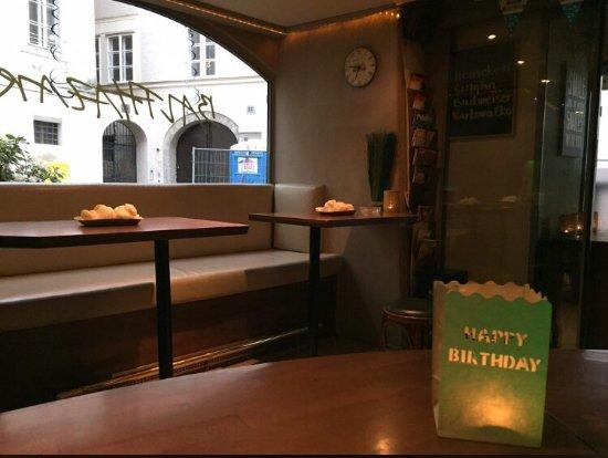 Bildergebnis für balthazar cafe salzburg