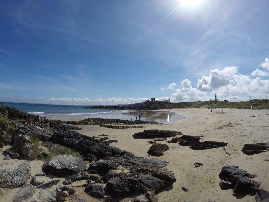 Bridgend, Ireland: Shrove beach