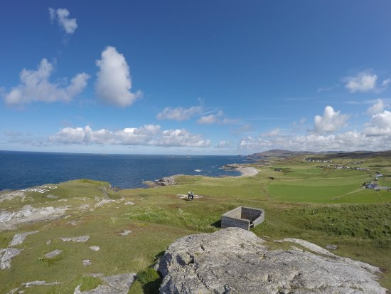 Bridgend, Ireland: Malin Head