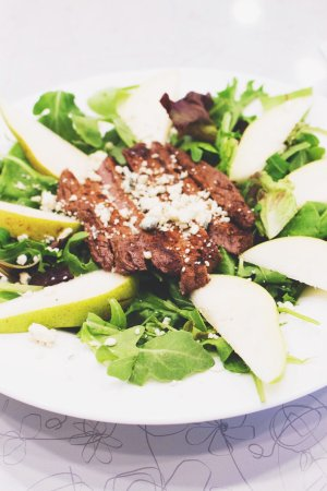 Grandville, MI: Steak Salad