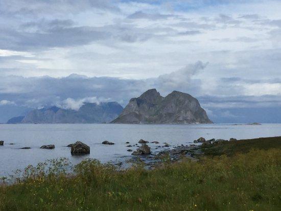 Vaeroy, Norway: Nordlandshagen, Værøy, Lofoten, Northern Norway
