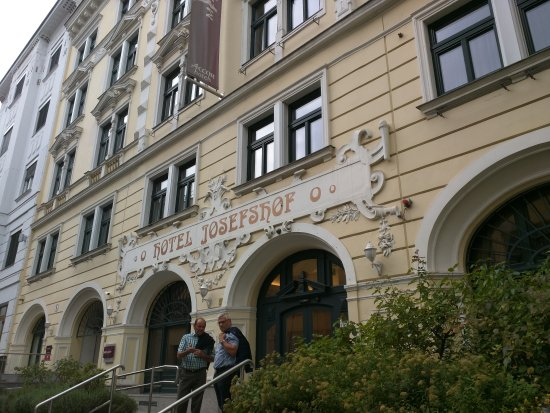 Mercure Josefshof Wien am Rathaus: IMG_20170906_153833_large.jpg