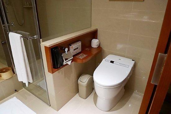 San Want Residences: トイレはメッチャいいです