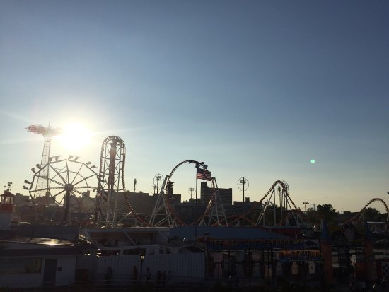 Tom's Coney Island: Labor Day 2017
