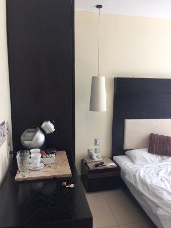 Hotel El Punto: Room 21 -  Junior Suite King Size Bed