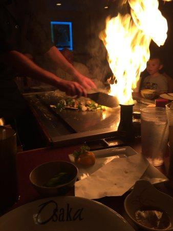 Osaka Japanese Restaurant Hot Springs Arkansas