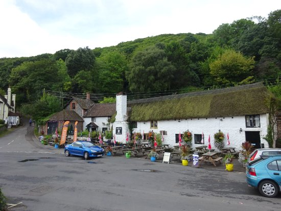 The Bottom Ship Porlock Weir England Omd Men Tripadvisor